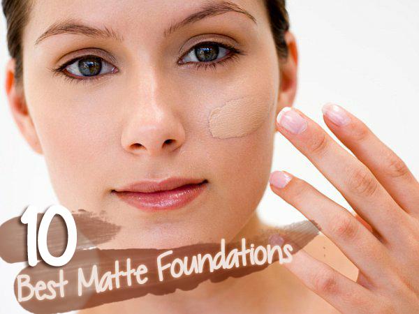 10 Best Matte Foundations