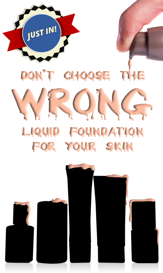 5 Best Liquid Foundations For Oily Skin