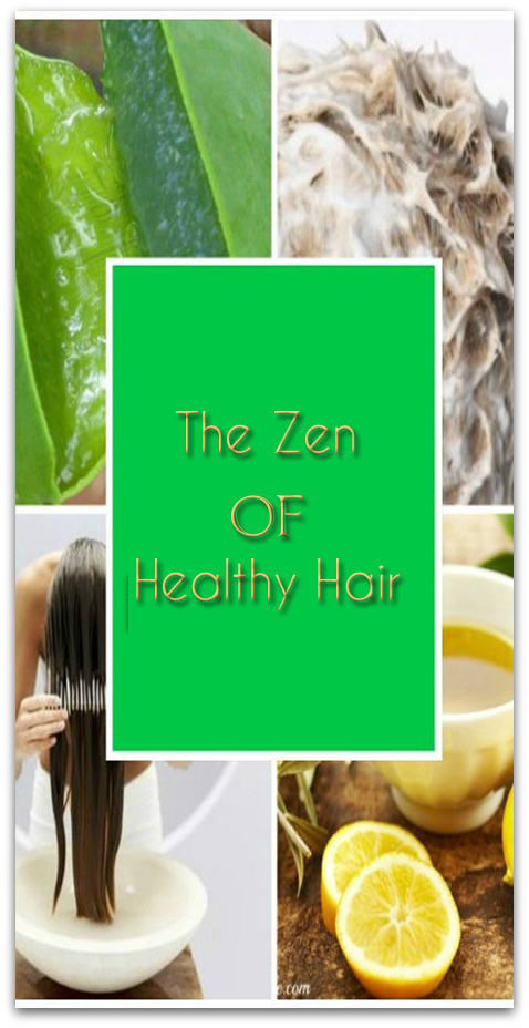 5 Essential Tips for Healthy Hair