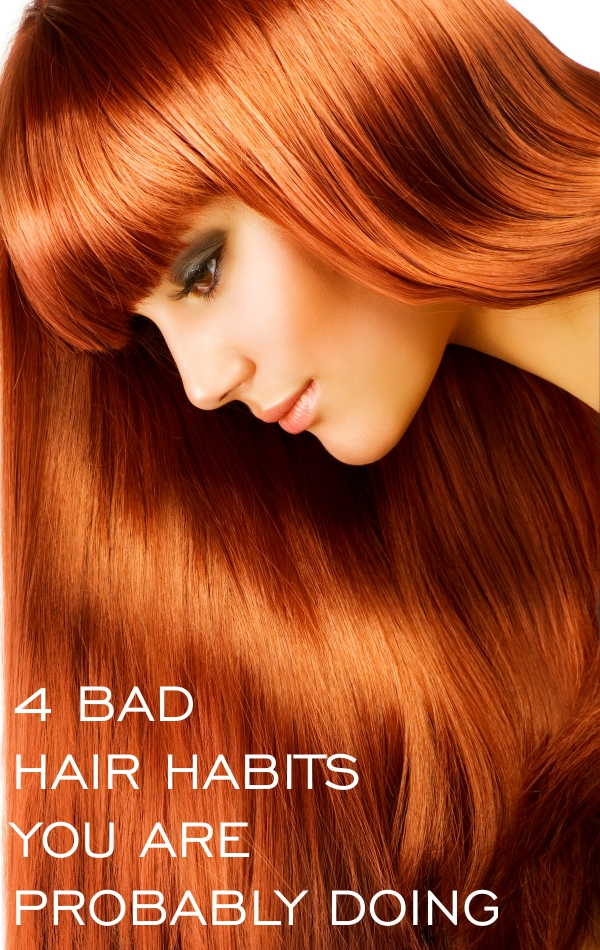 Do You Make These 4 Common Bad Hair Mistakes?