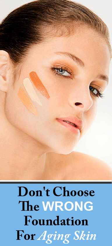 Top 10 Foundations For Aging Skin