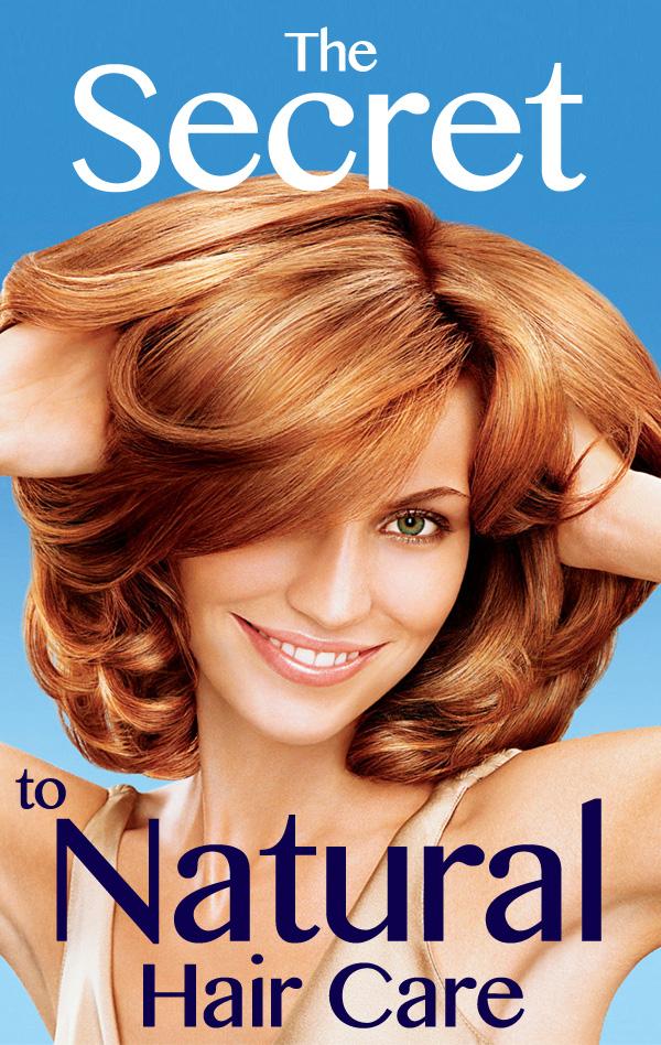 Top 5 Natural Organic Hair Care Secrets