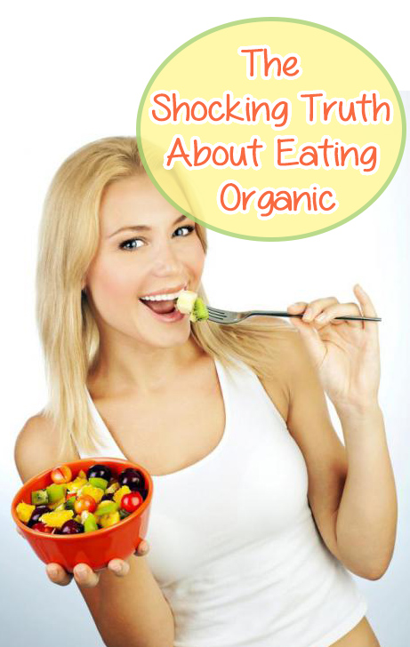 Top 5 Reasons to Eat Organic